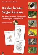 Cover-Bild zu Kinder lernen Vögel kennen von Ruge, Klaus