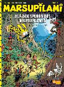 Cover-Bild zu Franquin, André: Marsupilami 11: Auf den Spuren des Marsupilamis