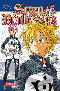 Cover-Bild zu Nakaba, Suzuki: Seven Deadly Sins 17