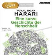 Cover-Bild zu Harari, Yuval Noah: Eine kurze Geschichte der Menschheit