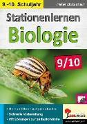 Cover-Bild zu Stationenlernen Biologie 9/10 von Botschen, Peter