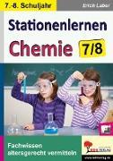 Cover-Bild zu Kohls Stationenlernen Chemie 7/8
