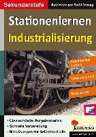 Cover-Bild zu Stationenlernen Industrialisierung