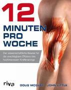 Cover-Bild zu 12 Minuten pro Woche
