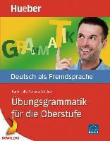 Cover-Bild zu Übungsgrammatik für die Oberstufe (eBook) von Hall, Karin