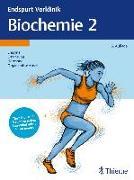 Cover-Bild zu Endspurt Vorklinik: Biochemie 2