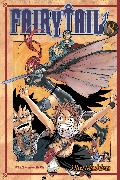 Cover-Bild zu Mashima, Hiro: Fairy Tail 8