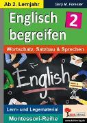 Cover-Bild zu eBook Englisch begreifen 2
