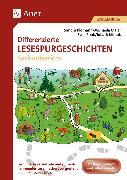 Cover-Bild zu Differenzierte Lesespurgeschichten Sachunterricht von Blomann, S.