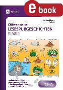 Cover-Bild zu Differenzierte Lesespurgeschichten Religion (eBook) von Blomann, Sandra