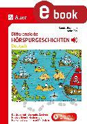 Cover-Bild zu Differenzierte Hörspurgeschichten Deutsch (eBook) von Blomann, Sandra