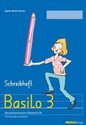 Cover-Bild zu Basilo 3 - Schreibheft