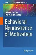 Cover-Bild zu Behavioral Neuroscience of Motivation (eBook) von Simpson, Eleanor H. (Hrsg.)