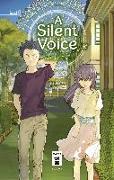 Cover-Bild zu Oima, Yoshitoki: A Silent Voice 04