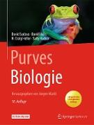 Cover-Bild zu Purves Biologie (eBook) von Sadava, David