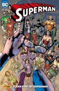 Cover-Bild zu Bendis, Brian Michael: Superman Sonderband: Clark Kent ist Superman