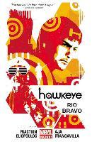 Cover-Bild zu Fraction, Matt: Hawkeye Volume 4: Rio Bravo (marvel Now)