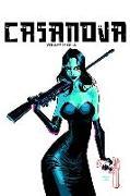 Cover-Bild zu Matt Fraction: Casanova The Complete Edition Volume 2: Gula