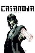 Cover-Bild zu Matt Fraction: Casanova The Complete Edition Volume 1: Luxuria