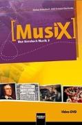 Cover-Bild zu MusiX 3. Video-DVD (Ausgabe D) von Detterbeck, Markus