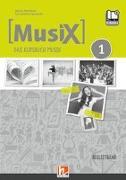 Cover-Bild zu MusiX 1. Paket (Einzellizenz). Neuausgabe 2019 von Detterbeck, Markus