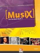 Cover-Bild zu MusiX 3. Schülerband. Allgemeine Ausgabe von Detterbeck, Markus