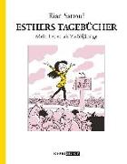 Cover-Bild zu Sattouf, Riad: Esthers Tagebücher 3: Mein Leben als Zwölfjährige