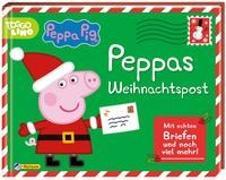 Cover-Bild zu Peppa Pig: Peppas Weihnachtspost