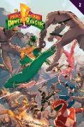 Cover-Bild zu Higgins, Kyle: Mighty Morphin Power Rangers #2
