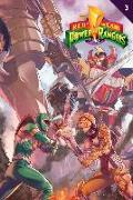 Cover-Bild zu Higgins, Kyle: Mighty Morphin Power Rangers #3