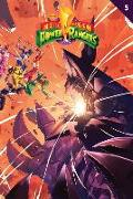 Cover-Bild zu Higgins, Kyle: Mighty Morphin Power Rangers #5