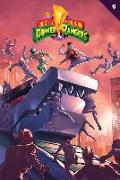 Cover-Bild zu Higgins, Kyle: Mighty Morphin Power Rangers #9