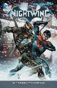 Cover-Bild zu Higgins, Kyle: Nightwing Vol. 2: Night of the Owls (The New 52)