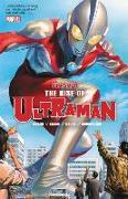 Cover-Bild zu Higgins, Kyle: The Rise Of Ultraman