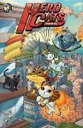 Cover-Bild zu Kyle Puttkammer: Hero Cats of Stellar City: Year One Hardcover