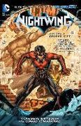 Cover-Bild zu Higgins, Kyle: Nightwing Vol. 4: Second City (The New 52)