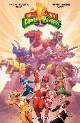 Cover-Bild zu Kyle Higgins: Mighty Morphin Power Rangers, Vol. 5