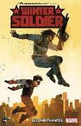 Cover-Bild zu Higgins, Kyle: Winter Soldier: Second Chances