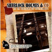 Cover-Bild zu eBook Sherlock Holmes & Co, Folge 49: Fahrstuhl zum Mord