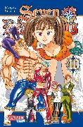 Cover-Bild zu Nakaba, Suzuki: Seven Deadly Sins 40