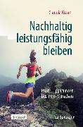 Cover-Bild zu Nachhaltig leistungsfähig bleiben (eBook) von Kraaz, Claudia
