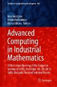 Cover-Bild zu Advanced Computing in Industrial Mathematics (eBook) von Georgiev, Ivan (Hrsg.)