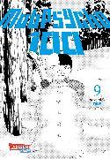 Cover-Bild zu ONE,: Mob Psycho 100 9