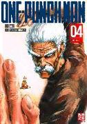 Cover-Bild zu Murata, Yusuke: ONE-PUNCH MAN 04