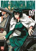 Cover-Bild zu Murata, Yusuke: ONE-PUNCH MAN 09