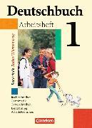 Cover-Bild zu Deutschbuch - Realschule 1. 5. Schuljahr. Arbeitsheft. BW von Butz, Wolfgang