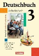 Cover-Bild zu Deutschbuch - Realschule 3. 7. Schuljahr. Arbeitsheft. BW von Biermann, Günther