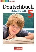 Cover-Bild zu Deutschbuch 5. Schuljahr. Arbeitsheft mit Lösungen von Diehm, Jan