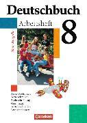 Cover-Bild zu Deutschbuch Arbeitsheft von Diehm, Jan