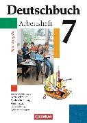 Cover-Bild zu Deutschbuch 7. Schuljahr. Allgemeine Ausgabe. Arbeitsheft von Diehm, Jan